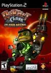 Ratchet and Clank 3 Up Your Arsenal Box Art